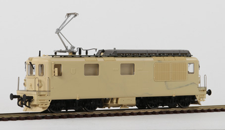 Elektrolokomotive Re 4/4 der BLS